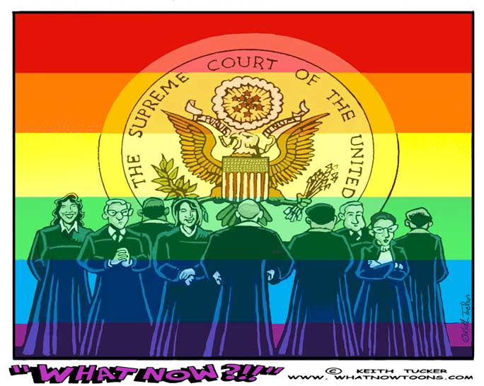 Supreme Court Gay Marriage, Gay Marriage, Civil Rights, Supreme Court, Same Sex Marriage,Gay Marriage Legalized, Gay Marriage Laws, Gay Marriage Supreme Court Ruling, Gay Marriage Legal, political cartoons, gay marriage cartoons