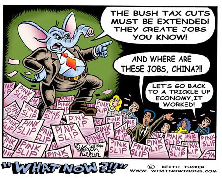 bushs tax cut essay